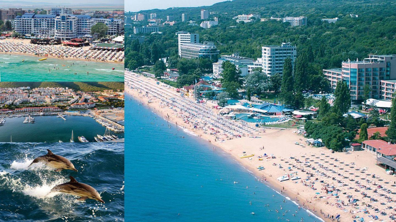 Москва-Бургас от 1300р с 20 августа