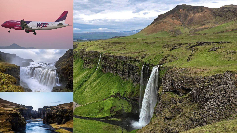 В Исландию за 3300 туда-обратно!