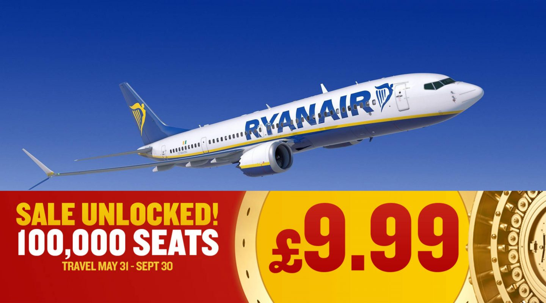 Ryanair 737-MAX 8