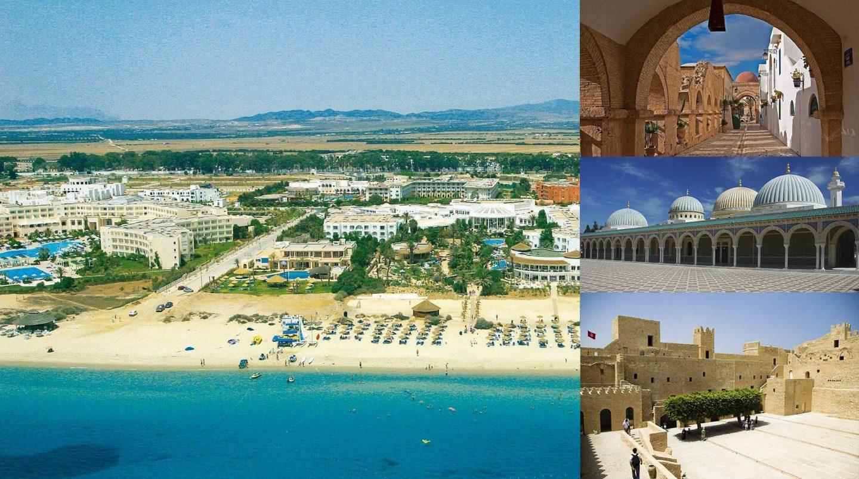 Тунис - Монастир и Хаммамет